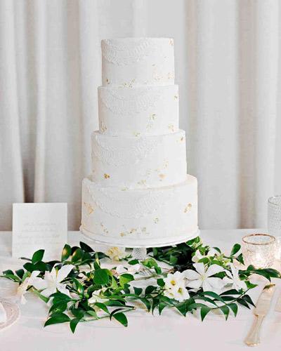 Αριστοκρατική Γαμήλια Τούρτα