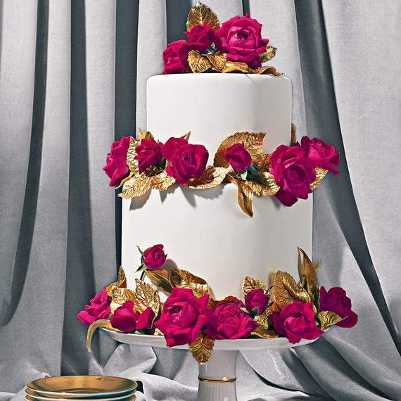 Δραματική Γαμήλια Τούρτα