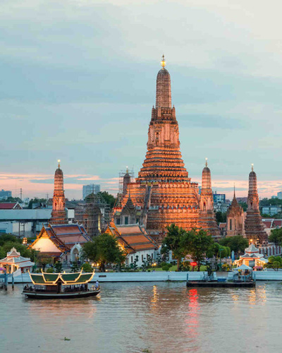 Μπανγκόκ, Ταϊλάνδη