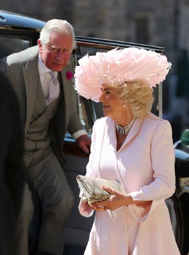 Καμίλα, Δούκισσα της Κορνουάλης