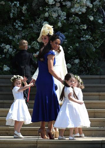 Kate Middleton και Jessica Mulroney