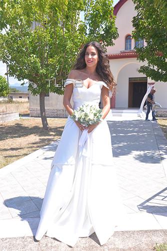 Το bridal look