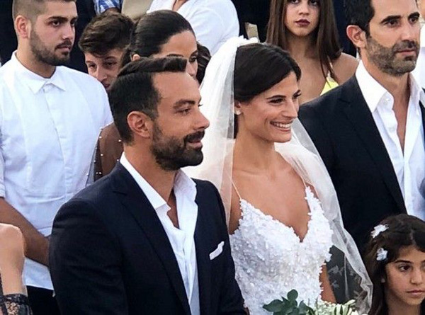 γαμος του τανιμανιδη