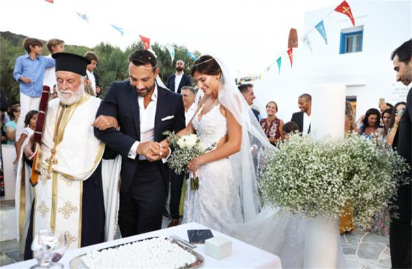 γάμος του τανιμανιδη