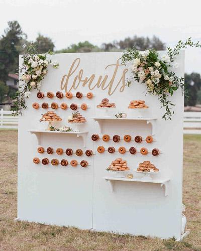 Ο τοίχος των ντόνατ