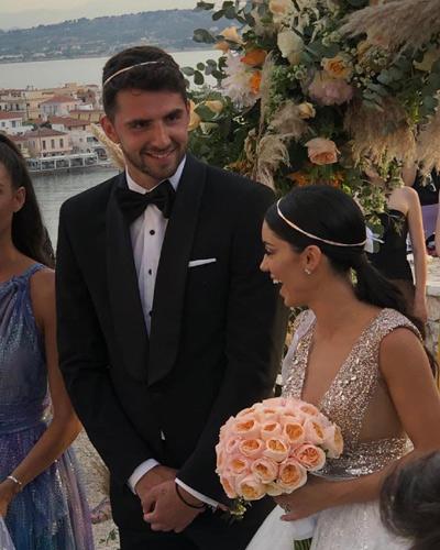 Το μοναδικό bridal look
