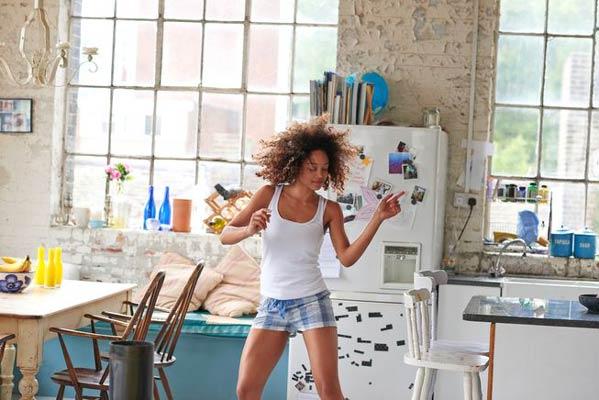 Ο χορός μπορεί να σας βοηθήσει να καταπολεμήσετε το άγχος.