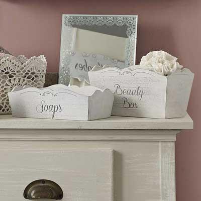 Κουτάκια ομορφιάς για τους καλέσμένους του γάμου