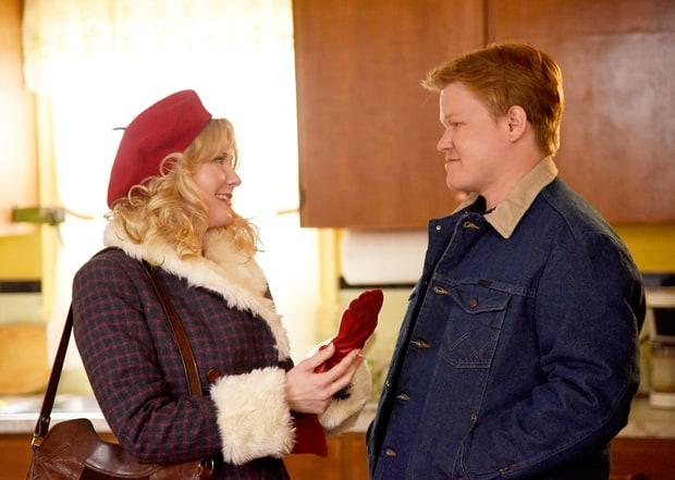 Η Kirsten Dunst και ο Jesse Plemons στο Fargo.